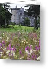 Dromoland Castle  Ireland Greeting Card