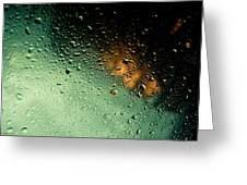 Droplets II Greeting Card
