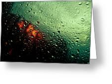 Droplets IIi Greeting Card