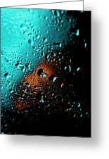 Droplets V Greeting Card