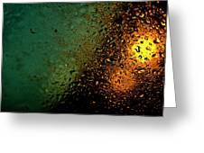 Droplets Xx Greeting Card