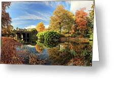 Drummond Garden Reflections Greeting Card