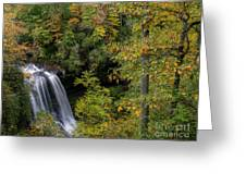 Dry Falls. Greeting Card