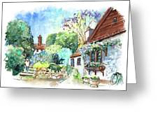 Dunster 15 Greeting Card