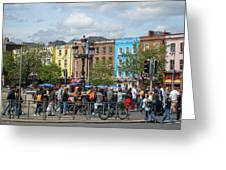 Dublin Day Greeting Card