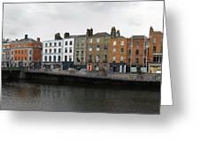 Dublin_2 Greeting Card