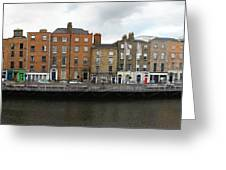 Dublin_3 Greeting Card