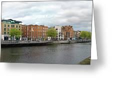Dublin_4 Greeting Card