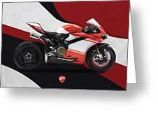 Ducati 1299 Superleggera Greeting Card