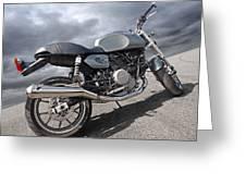 Ducati Gt 1000 Greeting Card