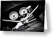 Ducati Ps1000le Detail Greeting Card