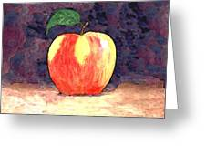 Duchess Apple Two Greeting Card