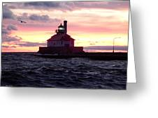 Duluth Dreaming Greeting Card
