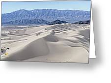 Dumont Dunes 18 Greeting Card by Jim Thompson