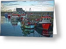 Dun Laoghaire 15 Greeting Card