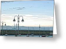 Dun Laoghaire 2 Greeting Card