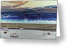 Dun Laoghaire 20 Greeting Card