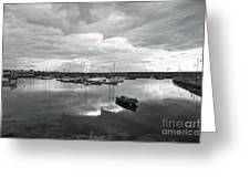Dun Laoghaire 21 Greeting Card