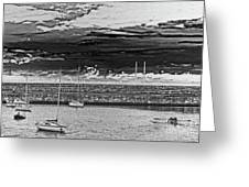 Dun Laoghaire 23 Greeting Card