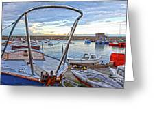 Dun Laoghaire 25 Greeting Card