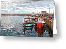 Dun Laoghaire 27 Greeting Card