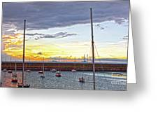 Dun Laoghaire 30 Greeting Card