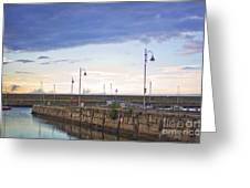 Dun Laoghaire 34 Greeting Card
