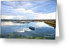 Dun Laoghaire 36 Greeting Card