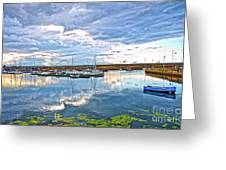 Dun Laoghaire 37 Greeting Card