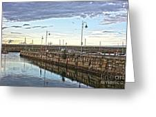 Dun Laoghaire 38 Greeting Card