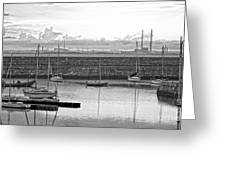 Dun Laoghaire 4 Greeting Card