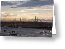 Dun Laoghaire 46 Greeting Card