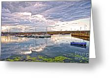 Dun Laoghaire 47 Greeting Card