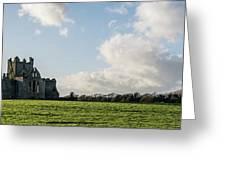 Dunbrody Abbey Greeting Card
