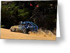 Dune Buggy 002 Greeting Card