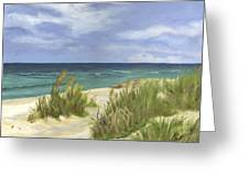 Dune Grasses Greeting Card