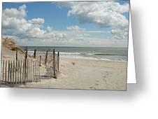 Dunes 4 Greeting Card