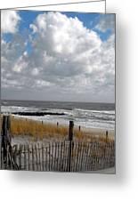 Dunes 5 Greeting Card