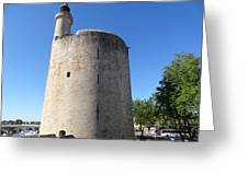 Dungeon In Aigues Morte Greeting Card