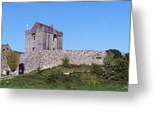 Dunguaire Castle Kinvara Ireland Greeting Card