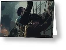 Dunkirk Greeting Card