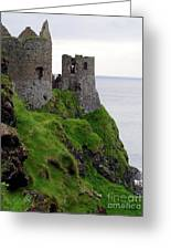 Dunluce Castle II Greeting Card
