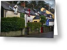 Dunmore Houses Greeting Card