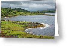 Dunvegan Castle Greeting Card