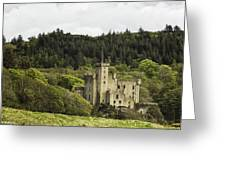 Dunvegan Castle Greeting Card
