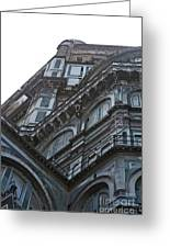 Duomo In Florence Greeting Card