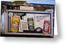 Durango Colorado Brewery Greeting Card