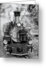 Durango Silverton Train Engine Greeting Card
