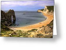 Durdle Door Greeting Card