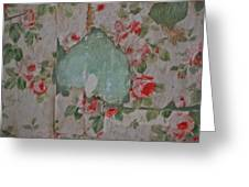 Dusty Roses Greeting Card